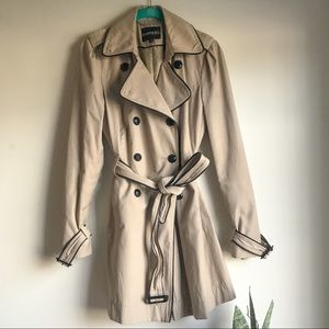 Express Trench Coat Small